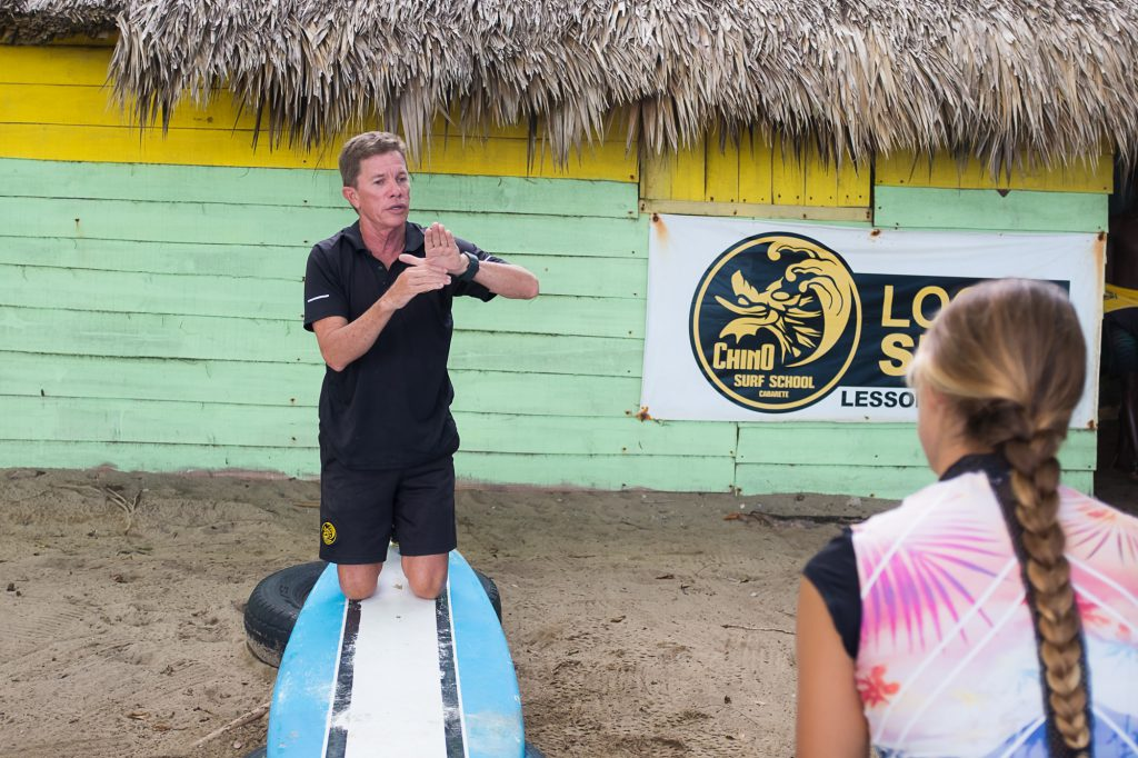 pro surfcoach dominican republic surf