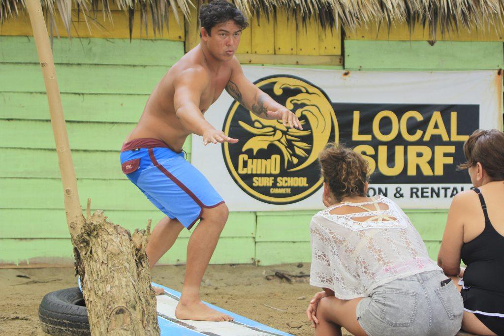 surf lessons in dominican republic surf school cabarete