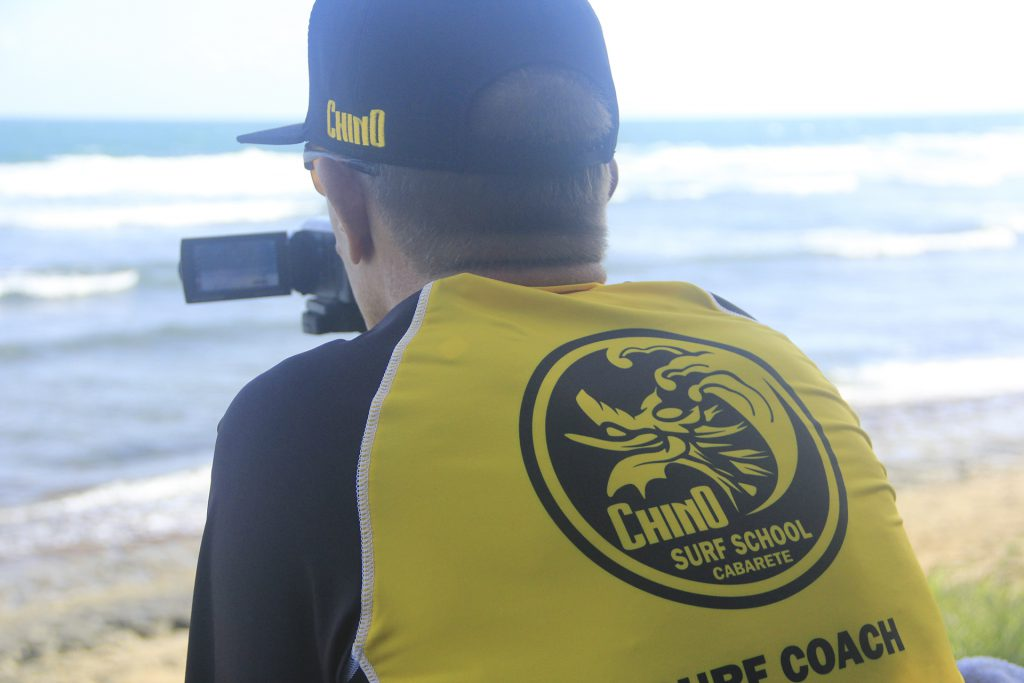 chino surf school cabarete pro surf coach