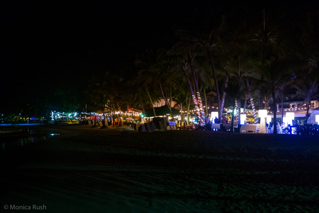 cabarete nightlife dominican republic on the beach
