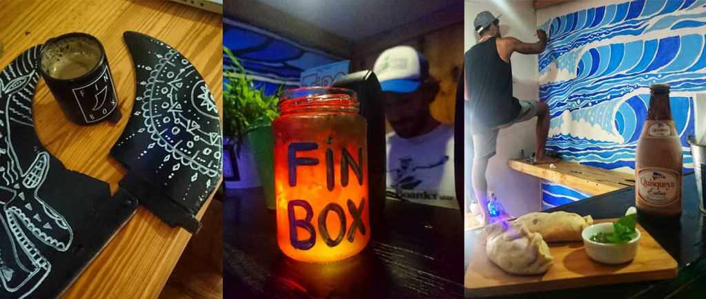 fin box bar cabarete
