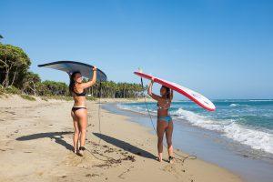 surfing encuentro beach dominican republic